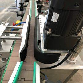 Chi tiết máy dán nhãn hai mặt tự động mặt trước và mặt sau