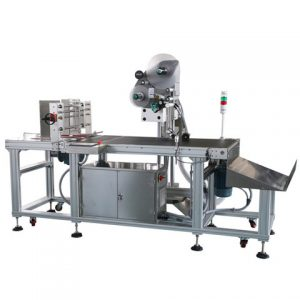 Factory Price Automatic Top Box File Labeling Machine