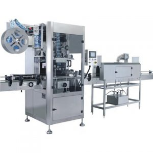 Box Labeling Machine With Barcode Scanner