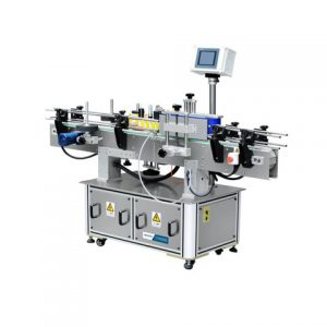 High Precision Sticker Label Machine