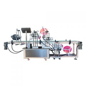 5l Bottle Label Machine