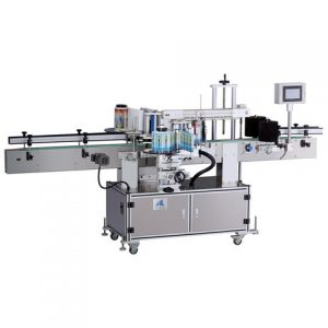 Automatic Round Bottle Labeling Machine With Factory Price