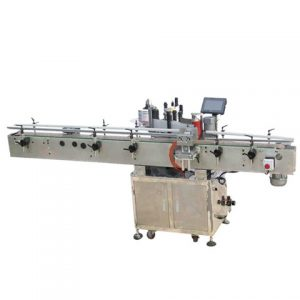 Máy dán nhãn lọ thủy tinh tự động nhãn giấy