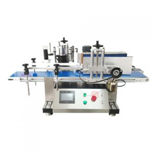 Vertical Glass Bottle Labeling Machine