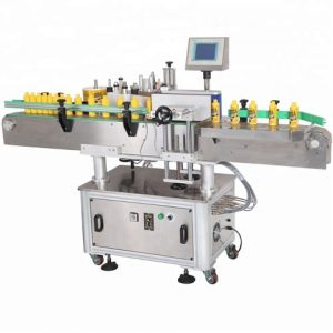 Sticker Labeling Machine For Cup