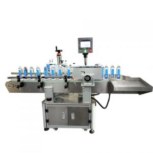 Labeling Lachine Flat Bottle Oval Bottle Labeling Machine