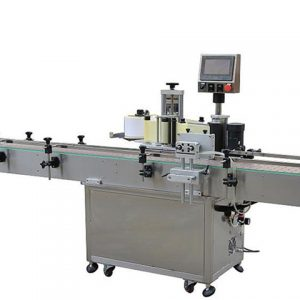 Adhesive Labeling Machine For Round Bottle
