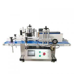 Egg Caron Top Surface Labeling Machine