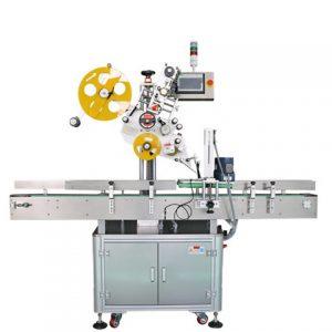 Servo Motor Automatic Horizontal Way Tube Labeling Machine
