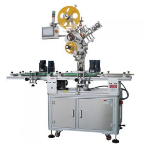 Adhesive Labeling Machine Of Oil Bucket