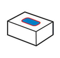 Máy dán nhãn hàng đầu thùng carton